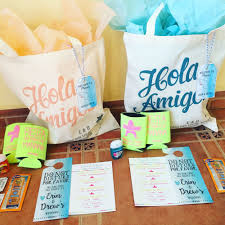 destination wedding gift bags. Delighful Bags Aloha Welcome Bags For A Destination Wedding In Mexico Gift Bags Beach  Gifts For C