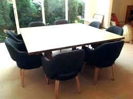 glass dining table for 8 large round dining table seats 8 dining room tables that seat