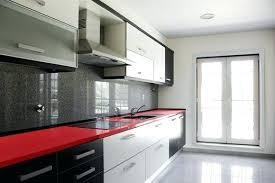 red kitchen countertop sparkling ruby quartz bay area red kitchen countertop for