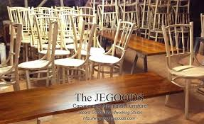 ion and manufacturing of mid century kopitiam chairs by jepara goods woodworking studio indonesia best