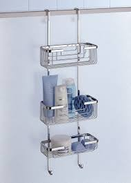 gedy deluxe 3 tier overdoor shower caddy