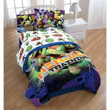 tmnt bedding 3 piece stars sheet set teenage mutant ninja turtles bedding sets full size