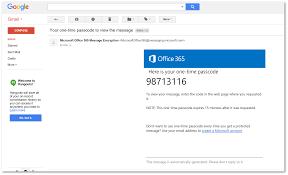Send Encrypted Emails To Anyone Using Office 365 Matt