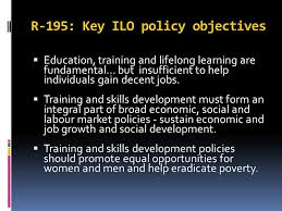 On The Job Training Form Fascinating Bill Ratteree ILO EDUCATION INTERNATIONAL EUROPEAN REGION Vocational