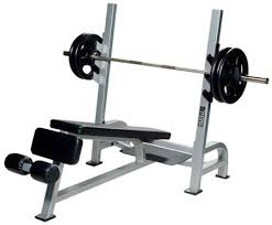 MultiFunction Wide Bench Press PACKAGE OBB770MPKG  Orbit FitnessEverlast Bench Press