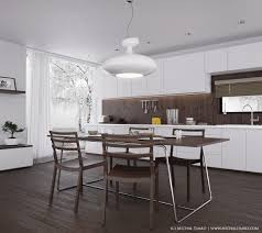 White Modern Kitchen Modern Style Kitchen Designs