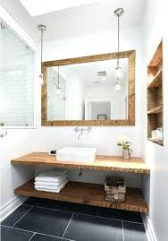reclaimed bathroom furniture. Awesome Reclaimed Wood Bathroom Cabinets Net Regarding Vanity Ordinary Furniture