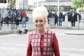 Rita Star Pattern Inspiration Dame Barbara Windsor Has Taken A 'dip' Recently