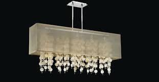 omni glow shaded crystal chandelier flush mount 627sm44sp t 7 small