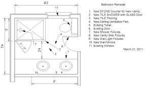 bathroom dimensions. Simple Bathroom Master Bathroom Dimensions Standard Size  Of Remarkable On On Bathroom Dimensions I