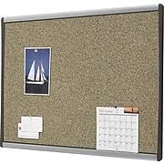 office cork boards. Quartet® Premium Coloured Cork Bulletin Boards, Aluminum Frame Office Boards D