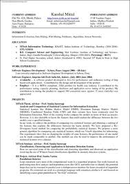 Latex Resume Template Academic Latex Resume Template Academic Awesome 24 Sample Exa Sevte 6