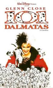 101 dalmatians dvd cover from argentina