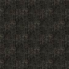 carpet tile texture. Fine Texture First Impressions City Block Mocha Texture 24 In X Carpet Tile 15  TilesCase7CDMN1715PK  The Home Depot Inside