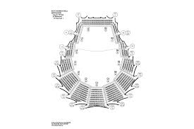 Pan American Center Seating Chart With Rows Seating Map Roy Thomson Hall