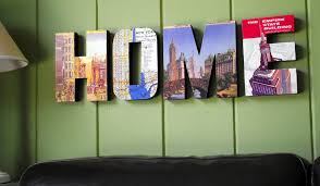 wall decor new york city simple home decoration