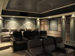 Basement Home Theater Lighting High End Home Theaters Pictures Options Tips Ideas Hgtv