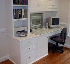 Computer Built in Desk Ideas