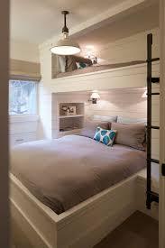 Terrific Diy Built In Bunk Beds Plans Photo Design Ideas