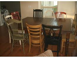 multi colored chairs dining images
