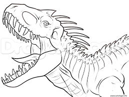 Coloriage De Dinosaure 6 On With Hd Resolution 1200x907 Pixels