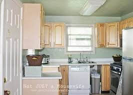 Kitchen With No Upper Cabinets Above Refrigerator Cabinets Best Home Furniture Decoration