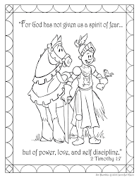 More than 600 free online coloring pages for kids: Mommy Me Mondays 2 Timothy 1 7 Mixedupalot
