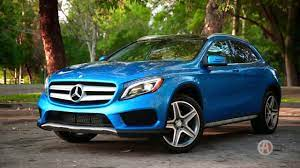Ease of getting in and out of the vehicle. 2016 Mercedes Benz Gla250 5 Reasons To Buy Autotrader Youtube