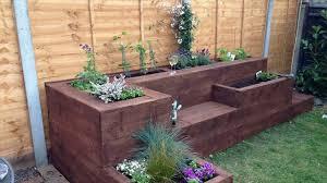 garden design using sleepers. garden designs with sleepers ideas design using