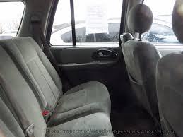 2005 Used Chevrolet Trailblazer at Woodbridge Public Auto Auction ...
