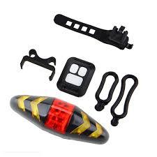 <b>Bicycle Steering</b> Lights <b>Wireless Remote</b> Control Mountain <b>Bike</b> Tail ...