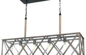 rectangular cage chandelier rectangular cage chandelier chandeliers rectangular wood chandelier lighting rustic rectangular chandeliers in new