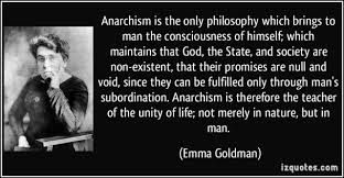 Emma Goldman and Johann Most: In Defence of Anarchism | Robert Graham's  Anarchism Weblog