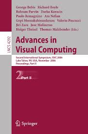 LNCS 4292 - Advances in Visual Computing