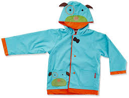 Skip Hop Raincoat Size Chart Skiphop Little Kid And Toddler Boys Zoo Raincoat Darby Dog