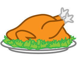 baked chicken clipart. Beautiful Chicken Baked On Chicken Clipart A