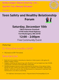 New teen forum calendar community
