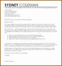 6 Executive Assistant Cover Letter Besttemplates Besttemplates