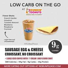 The restaurant's products are served fast, fresh, and with a. Keto Dunkin Donuts Menu 10 Options To Order No Bun Please