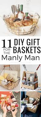 pin it on tinkerabout 11 best diy gift basket ideas for men