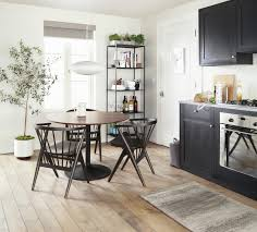 storage in dining and kitchen