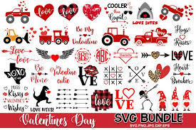 Download your collections in the code format compatible with all. Valentines Day Svg Bundle Love Svg Files Valentines Svg 176104 Cut Files Design Bundles