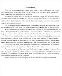 well written essay example professional summary on resume  well written essay example examples of a well written essay 7 short essay examples samples examples well written essay example examples