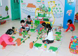 Một số kinh nghiệm tổ chức trò chơi xây dựng cho trẻ trong các cơ sở giáo  dục mầm non