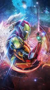 Iron Man Wallpaper Mobile