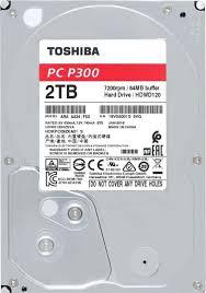 <b>Жесткий диск Toshiba</b> P300, 2 ТБ