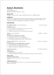 Examples Of Qualifications For A Resume Arzamas