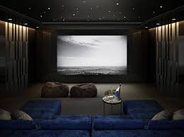 Basement Home Theater Lighting Gorgeous Home Theater Lighting Design Living Rooms Theatre