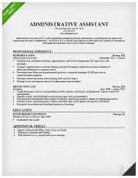 Office Assistant Duties On Resume Admin Assistant Job Description Resume