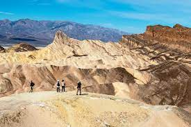 The History of Death Valley in 1 Minute